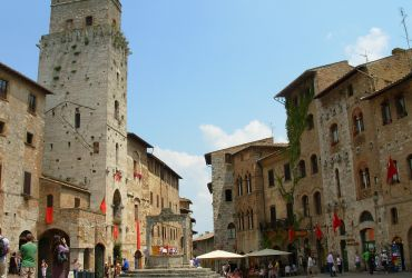 Best places in San Gimignano