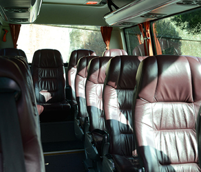 Tour by bus in Tuscany